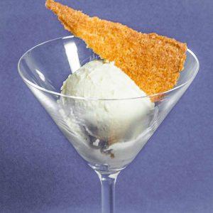 Dairy Free Ice Cream Recipe - Coconut Cream