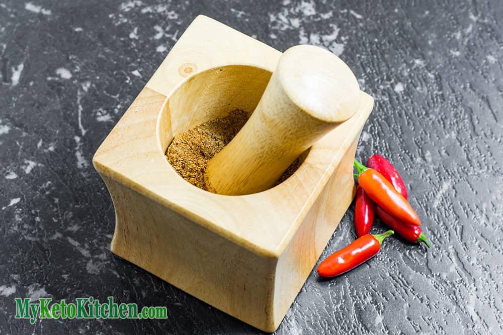 Easy Homemade Mexican Taco Seasoning