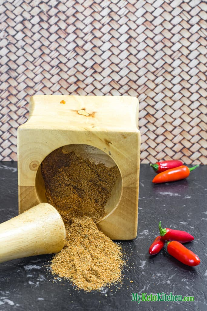 Easy Homemade Mexican Taco Seasoning