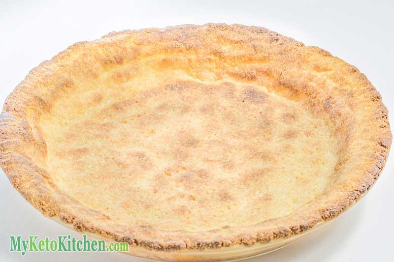 Keto Quiche Crust - Easy Low-Carb Recipe
