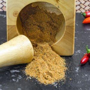 Homemade Mexican Taco Seasoning Recipe
