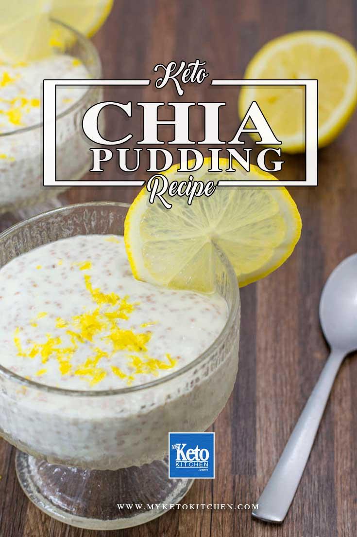 Keto Chia Pudding Recipe