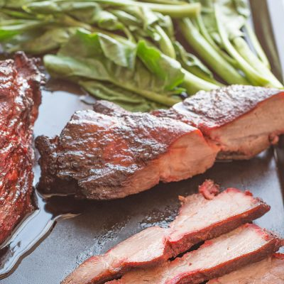 Chinese BBQ Pork Char Siu – Keto Style