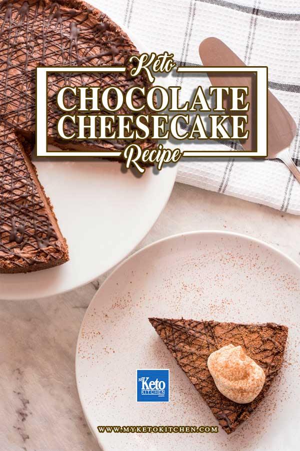 Low carb no-bake cheesecake