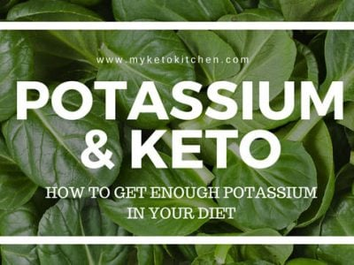Potassium & The Ketogenic Diet – ESSENTIAL for Nutritional Balance