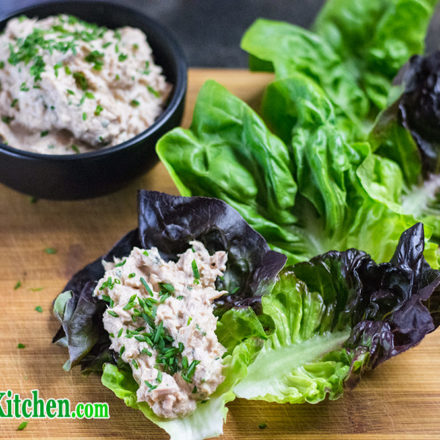 Simple Low Carb Tuna Salad