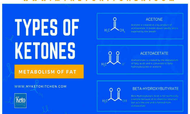 What Are Ketones? Their Health Benefits & How They Work