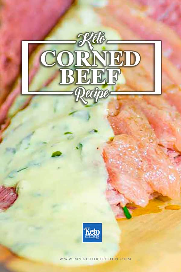 How to make Keto Mustard Sauce for Corned Beef