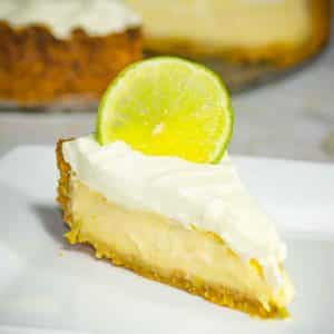 Keto Key Lime Pie Recipe
