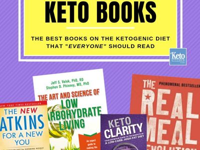 Best Keto Diet Books by Ketogenic Experts – MUST READ [2019 Updated]