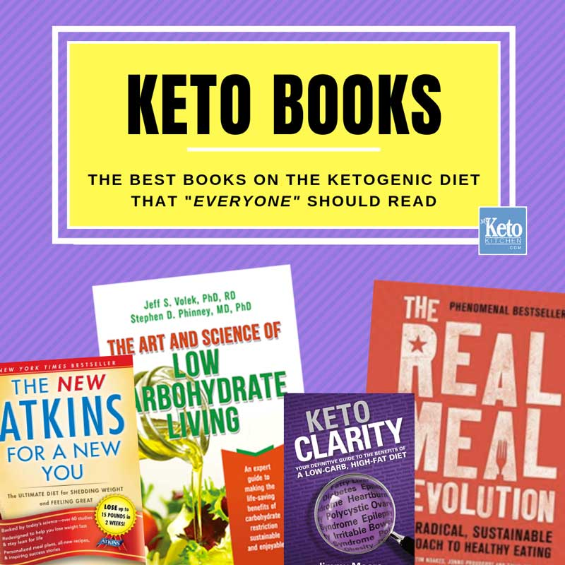 Best Keto Diet Books 2019
