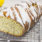 Low Carb Lemon Poppy Seed Loaf