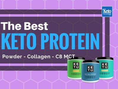Best Keto Protein Powder 2019 – Low Carb Supplements for High Fat Diets [Reviewed]