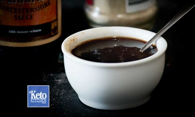 Keto BBQ Sauce – Low Carb, Smokey Flavor – Great For Steak!