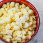 How To Make Keto Cheese Puffs - Low Carb Popcorn