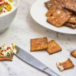 Gluten Free Crackers Cracked Pepper Recipe