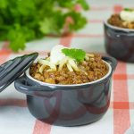 Keto Chilli Con Carne Recipe