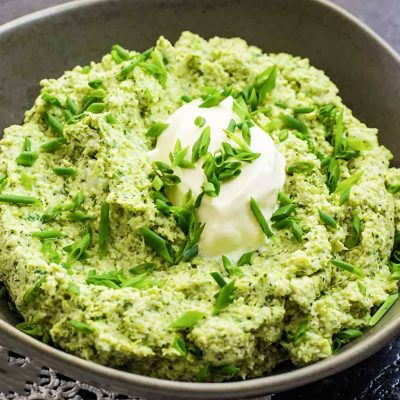 Broccoli Mash Recipe – Keto Mashed Potato Alternative