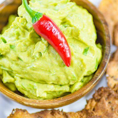 Keto Guacamole Recipe – Easy Homemade Avocado Dip – Tasty and Healthy