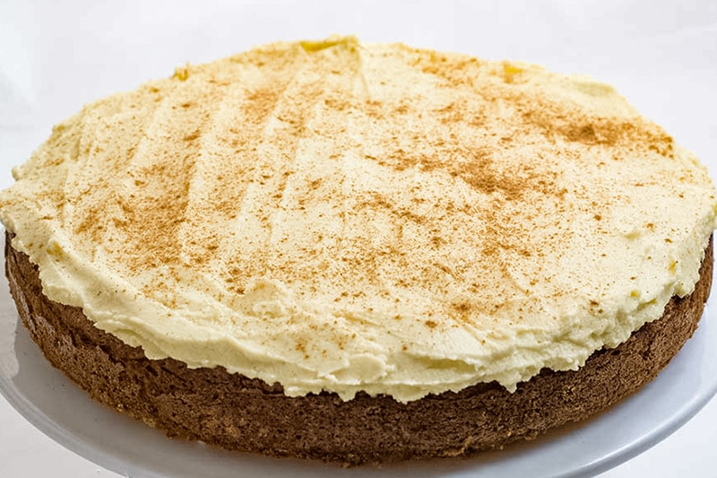 Keto Spice Cake - Easy to Make at Home