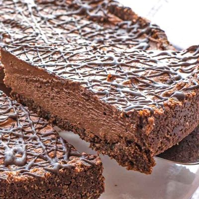 "Keto Chocolate Cheesecake – ""Creamy & Delicious"" – No Bake Low-Carb Dessert"