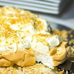 Keto Pavlova Recipe Sugar-Free Dessert