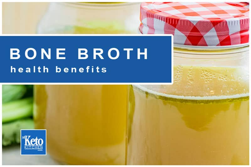 Bone broth helps prevent Keto Flu