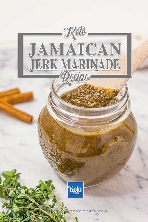Sugar-free Jamaican jerk seasoning