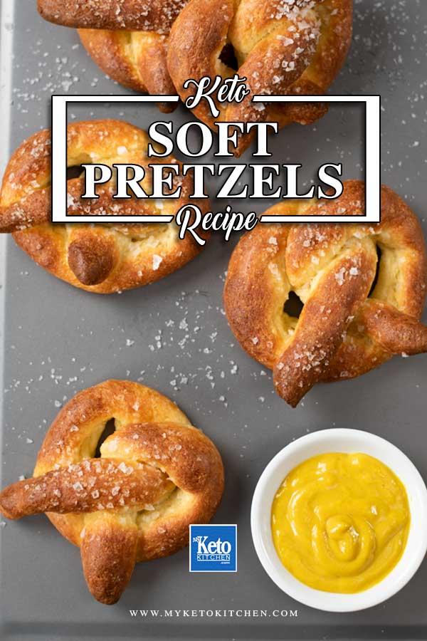 Keto Pretzels Recipe