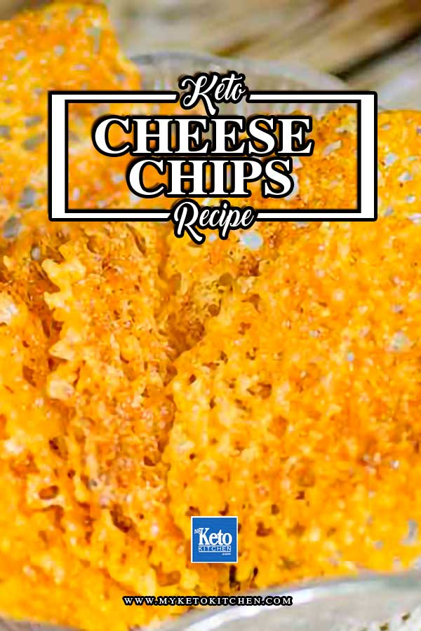 Keto Cheese Chips Recipe a Crispy Low-Carb Snack