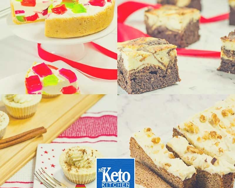 """27 Keto Christmas Recipes – Low-Carb Dinners, Sides, Treats & """"Desserts"""" Too!"""