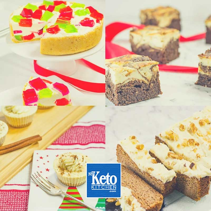 Keto Christmas Recipes Dinner Treats and Dessert