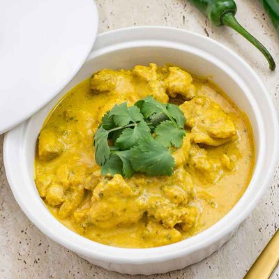 Keto Curry Chicken – Low Carb Indian Recipe – Easy to Make at Home!