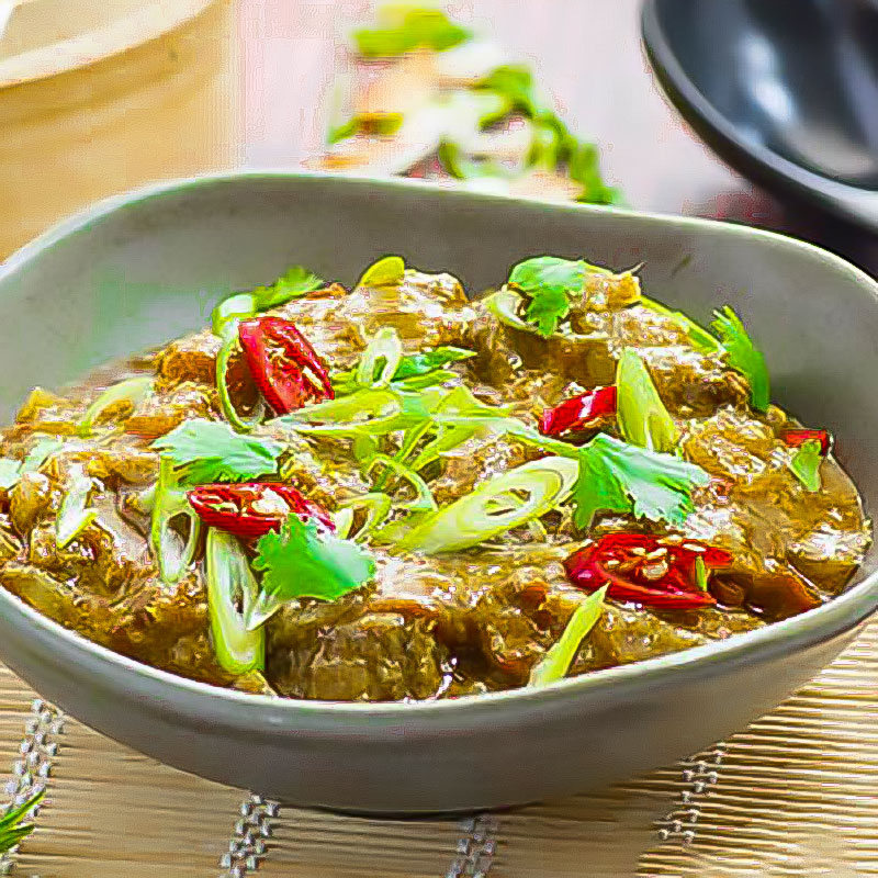 Keto Vindaloo Recipe- Spicy Indian Curry