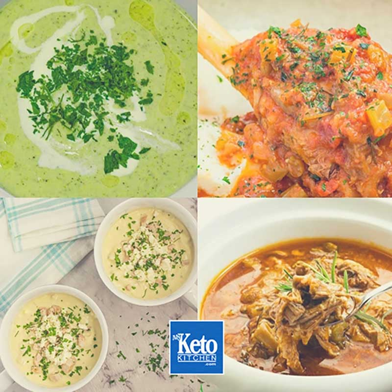 Keto Winter Recipes Low-Carb