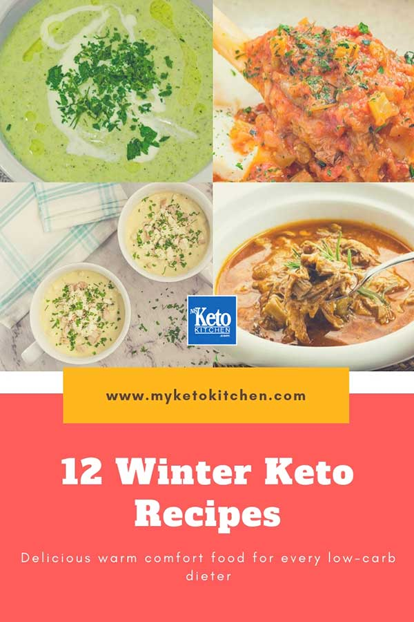 Winter Keto Recipes Comfort Food