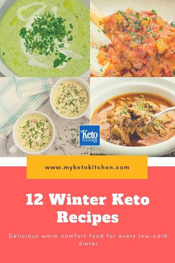 Winter Keto Recipes Comfort Food