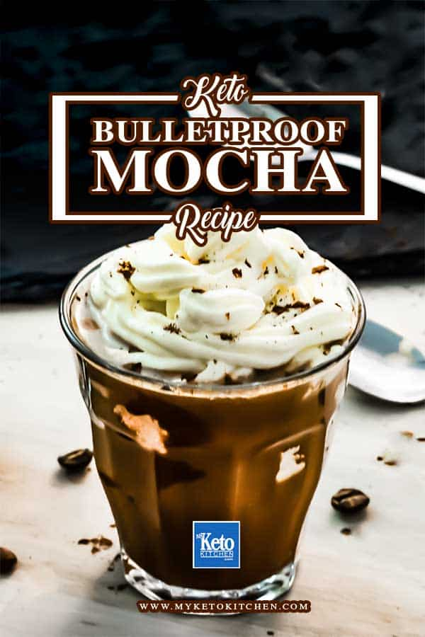 How to make hot keto mocha ingredients