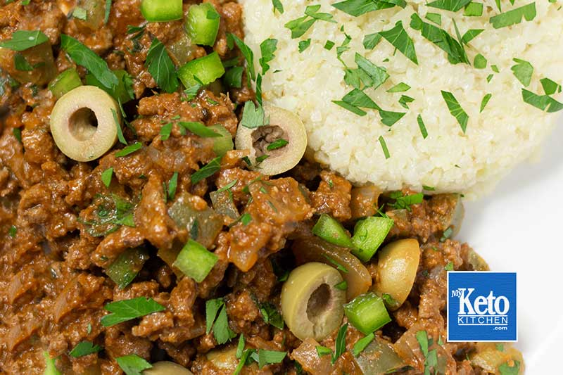 Our Delicious Cuban Style Ground Beef Recipe