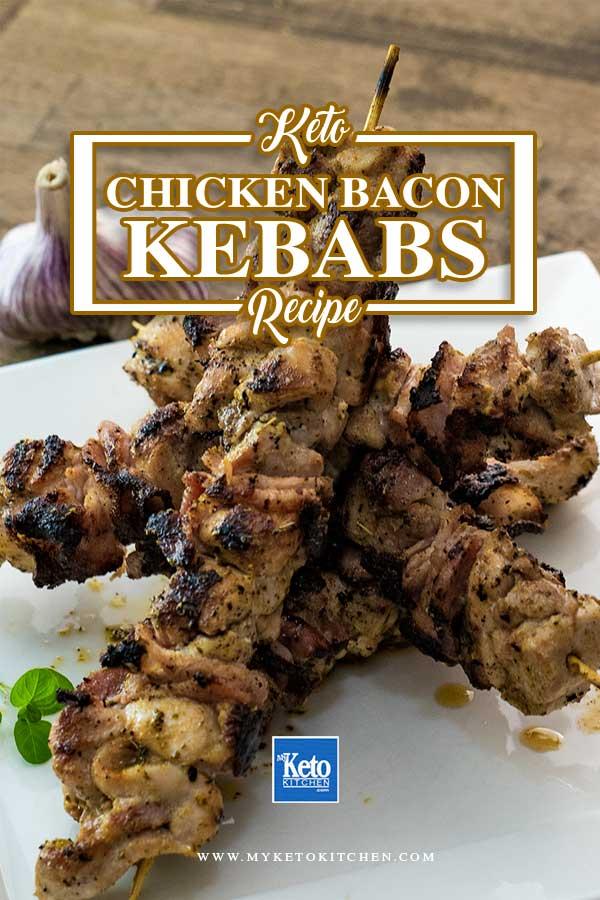 Ingredients Keto Kebab Skewers