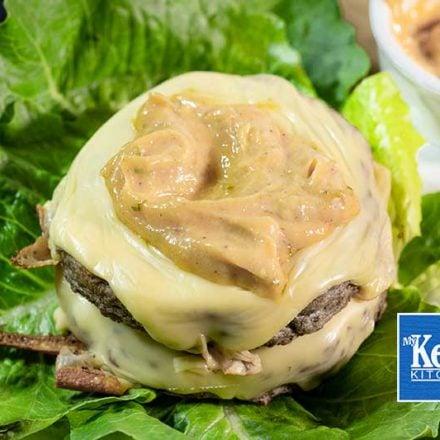 Keto Burger Sauce Special Recipe