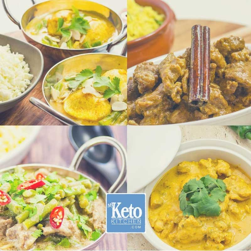 Keto Curry Recipes Low Carb