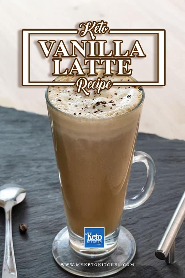 Keto Vanilla Latte Bulletproof