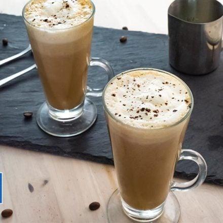 Keto Vanilla Latte Recipe