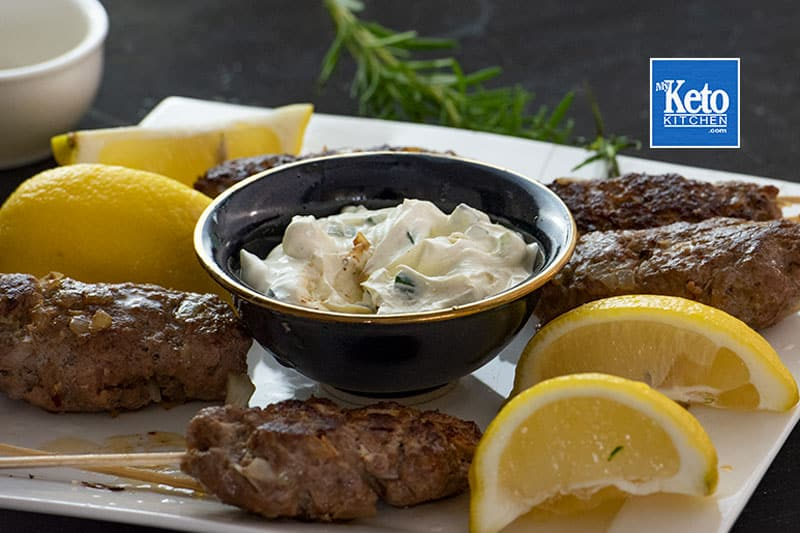 lamb kofta recipe keto