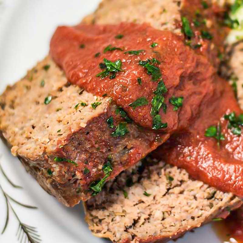Juicy Keto Meatloaf Recipe Easy To Make Just Bake