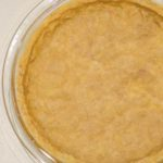 Gluten Free Pie Crust for Keto Custard Tart