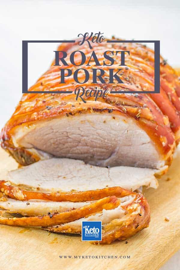 How to Make Keto Roast Pork. This easy recipe will teach you how to prepare and cook a leg of pork.