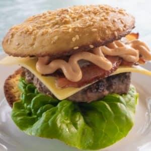 Keto Burger Buns Recipe