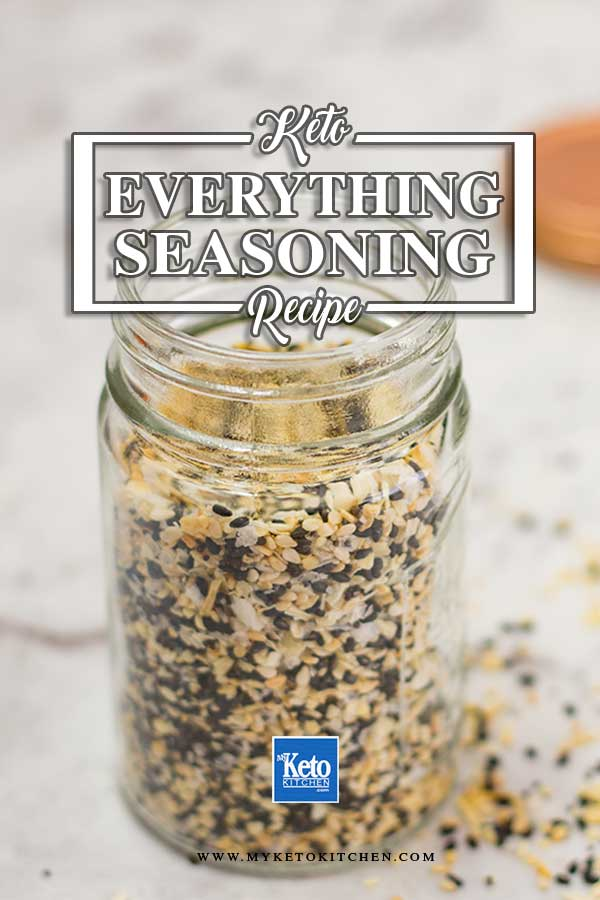 How to make Everything Seasoning